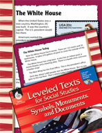 Leveled Texts: White House