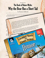 Leveled Texts: Why the Bear Has a Short Tail