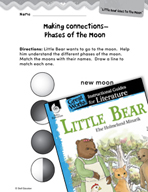 Little Bear Making Cross-Curricular Connections (Great Wor