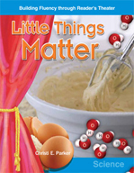 Little Things Matter - Reader's Theater Script and Fluency Lesson