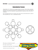 Math Problem-Solving Activities for Art
