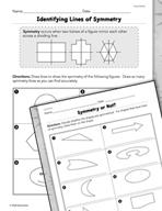 Measurement and Data: Symmetry Practice