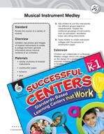 Musical Instrument Medley Music Center