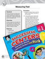 Nonstandard Units - Measuring Feet Mathematics Center
