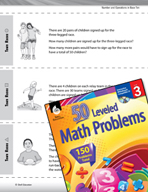 Number and Operations in Base Ten Leveled Problems: Multip
