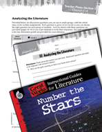 Number the Stars Leveled Comprehension Questions (Great Wo