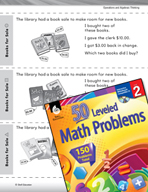 Operations and Algebraic Thinking Leveled Problems: Which