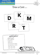 Phoneme Awareness with Letters: Matching Phonemes to Lette
