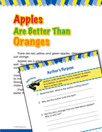 Read and Succeed Comprehension Level 1: Author's Purpose P