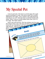 Read and Succeed Comprehension Level 2: Details Passages a