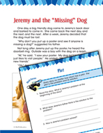 Read and Succeed Comprehension Level 2: Plot Passages and