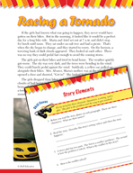 Read and Succeed Comprehension Level 4: Story Elements Pas