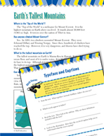 Read and Succeed Comprehension Level 4: Typeface and Capti