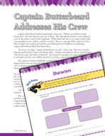 Read and Succeed Comprehension Level 5: Characters Passage