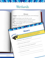Read and Succeed Comprehension Level 5: Glossary Passages