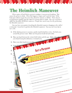 Read and Succeed Comprehension Level 6: Setting a Purpose