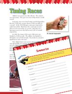 Read and Succeed Comprehension Level 6: Summarizing Passag
