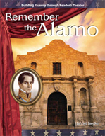 Remember the Alamo - Reader's Theater Script and Fluency Lesson