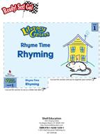 Rhyming - Rhyme Time Literacy Center
