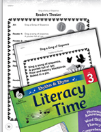 Rhythm and Rhyme Literacy Time: Activities for Sing a Song