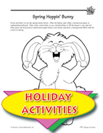 Springtime Celebrations and Accordion Book