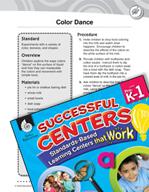 Studying Color - Color Dance Art Center