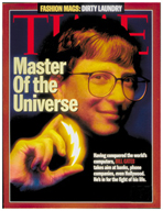 TIME Magazine Biography - Bill Gates