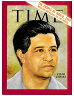 TIME Magazine Biography - Cesar Chavez