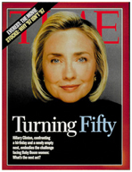TIME Magazine Biography - Hillary Rodham Clinton