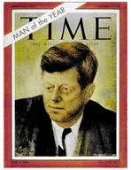 TIME Magazine Biography - John F. Kennedy