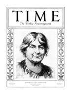 TIME Magazine Biography - Maria Montessori