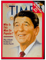 TIME Magazine Biography - Ronald Reagan
