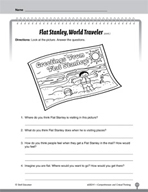 Test Prep Level 1: Flat Stanley Comprehension and Critical