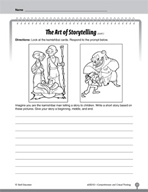 Test Prep Level 2: The Art of Storytelling Comprehension a