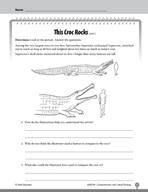 Test Prep Level 4: This Croc Rocks Comprehension and Criti