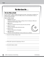Test Prep Level 6: The War Goes On Comprehension and Criti
