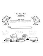 The Cloud Book - Uncle Donald's Umbrellas Recipe