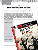 The Dark Is Rising Making Cross-Curricular Connections (Gr
