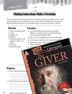 The Giver Making Cross-Curricular Connections (Great Works