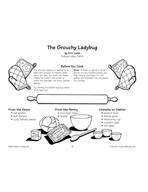 The Grouchy Ladybug - Ladybug Salad Recipe