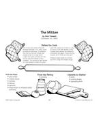 The Mitten - Pita Pocket Cheese Sandwich Recipe