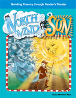 The North Wind and the Sun - Reader's Theater Script and F
