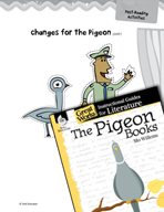 The Pigeon Books Post-Reading Activities (Great Works Series)