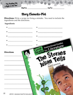 The Stories Julian Tells Studying the Story Elements (Grea