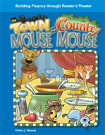 The Town Mouse and the Country Mouse - Reader's Theater Sc