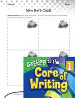 Writing Lesson Level 1 - My Idea Bank