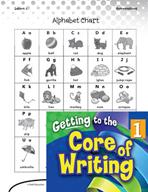 Writing Lesson Level 1 - Using the Alphabet Chart