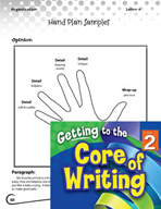 Writing Lesson Level 2 - Organizing Your Thinking with the