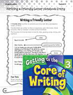 Writing Lesson Level 3 - Writing a Letter