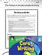 Writing Lesson Level 4 - Author's Voice